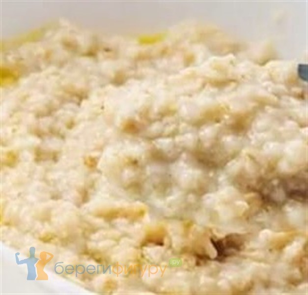 Рисовые хлопья рецепт каша