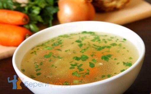 Суп из курицы для диабетиков
