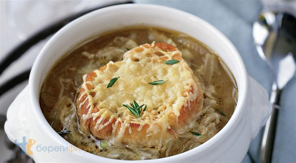 Луковый суп рецепты пошагово