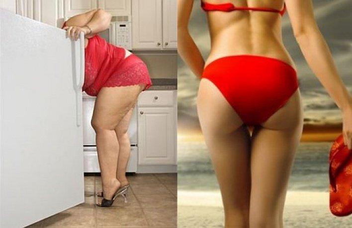 Как похудеть в ляшках и попе в домашних условиях